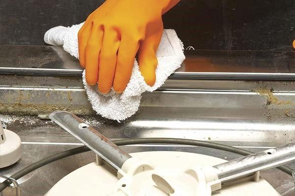سرویس دوره ای ماشین ظرفشویی