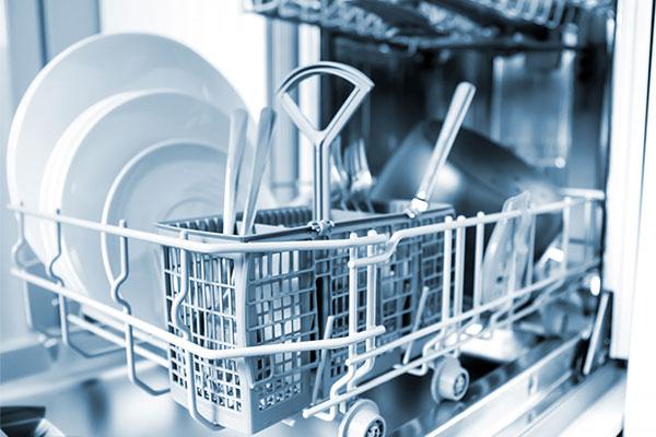 علت خرابی ماشین ظرفشویی بوش