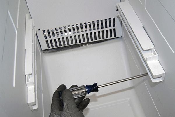 نمایندگی تعمیر یخچال ساید بای ساید فریجیدر