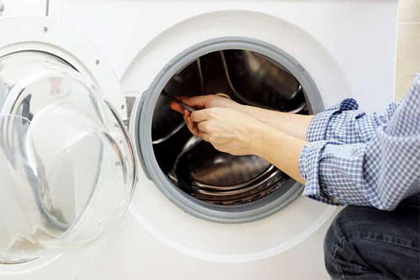 تعمیر مشکلات ماشین لباسشویی اسنوا