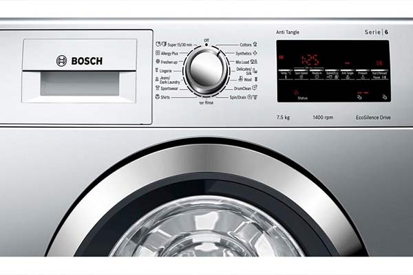 تنظیمات برنامه لباسشویی و درست کار نکردن خشککن لباسشویی - نیوسرویس