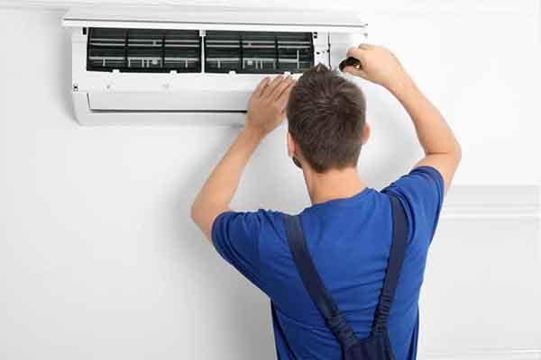 برای از بین بردن برف کولرگازی دستگاه را به صورت دوره ای بازبینی و سرویس کنید