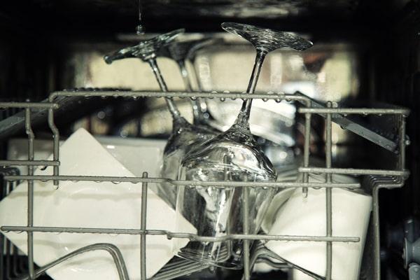 چرا ماشین ظرفشویی خشک نمیکند
