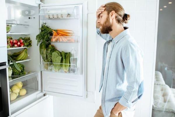 چرا یخچال سریع و ناگهانی خاموش میشود