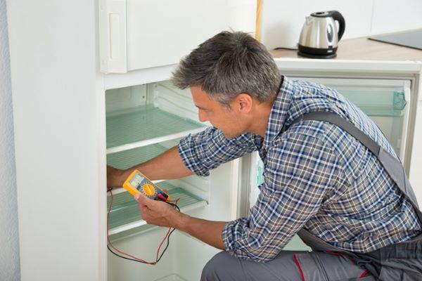 چرا یخچال ناگهان خاموش میشود